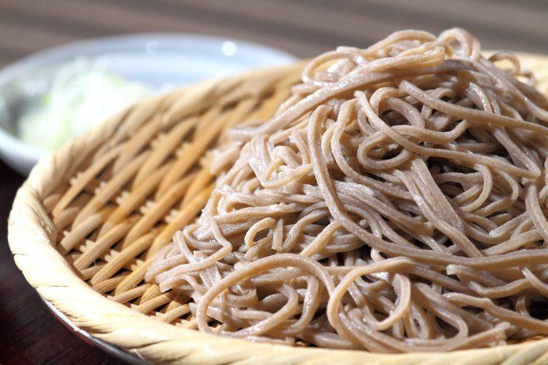赤坂のそばランチ 『越後料理 へぎそば 一真』はおなかいっぱいになる絶品そばが食べられる!