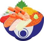浅草&スカイツリー観光ランチにおすすめ 小さな魚がし野口鮮魚店で海鮮を堪能