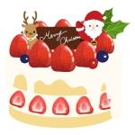 糖質制限ダイエット中のクリスマスケーキ5選!心置きなく食べられます